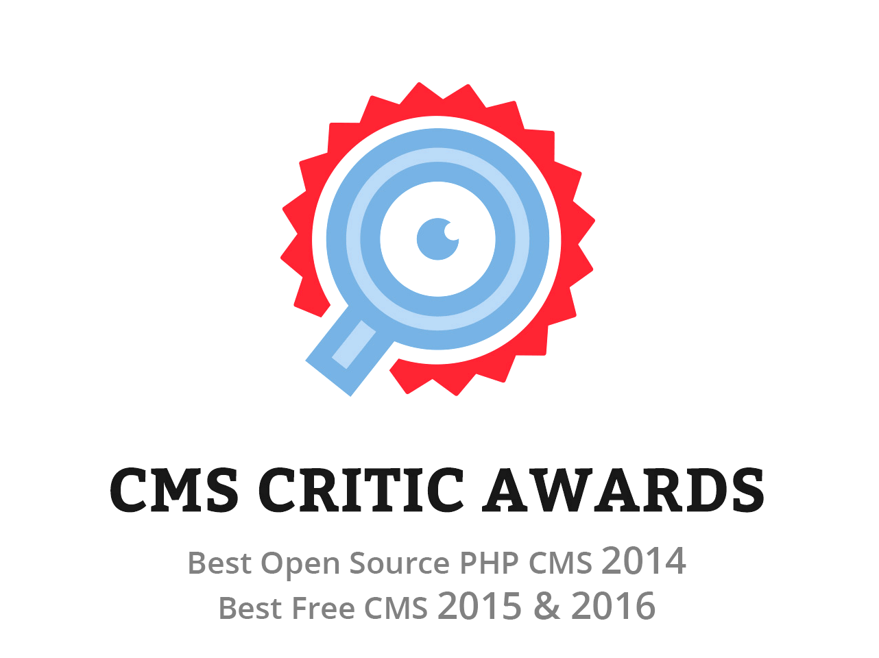 Best PHP CMS for several years in a row