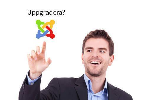 Upgrade Joomla