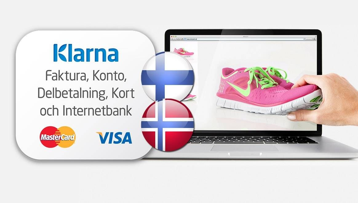 Klarna's express-checkout (Klarna Checkout) has come to Norway and Finland!