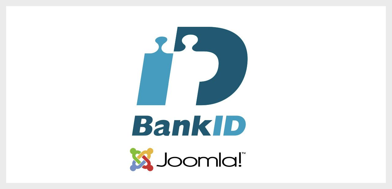 JoomlaPro has developed BankID login to Joomla!