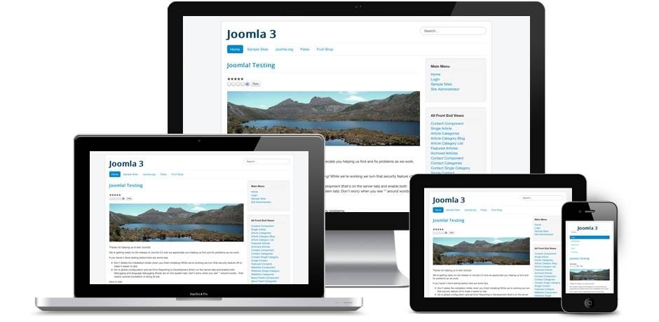 Joomla 3.0 is now available!
